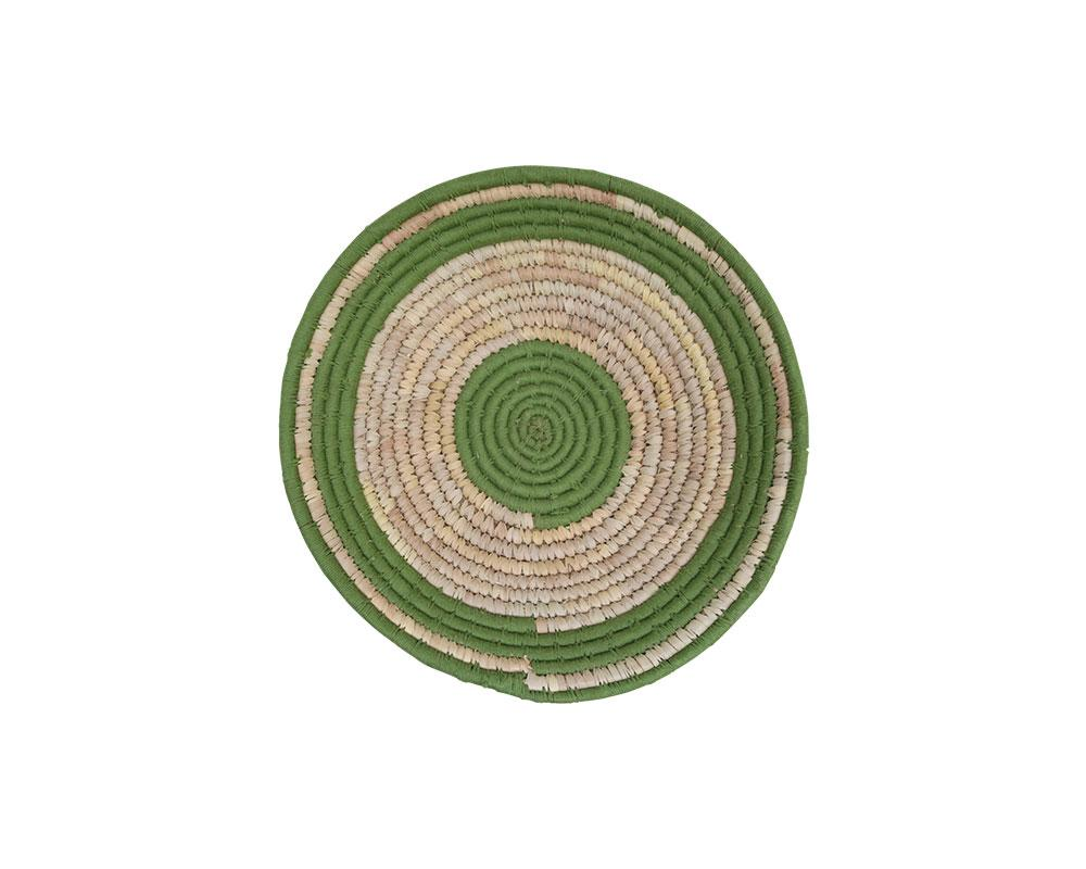 Limited Edition Circle Woven Wall Baskets - Clover Varieties