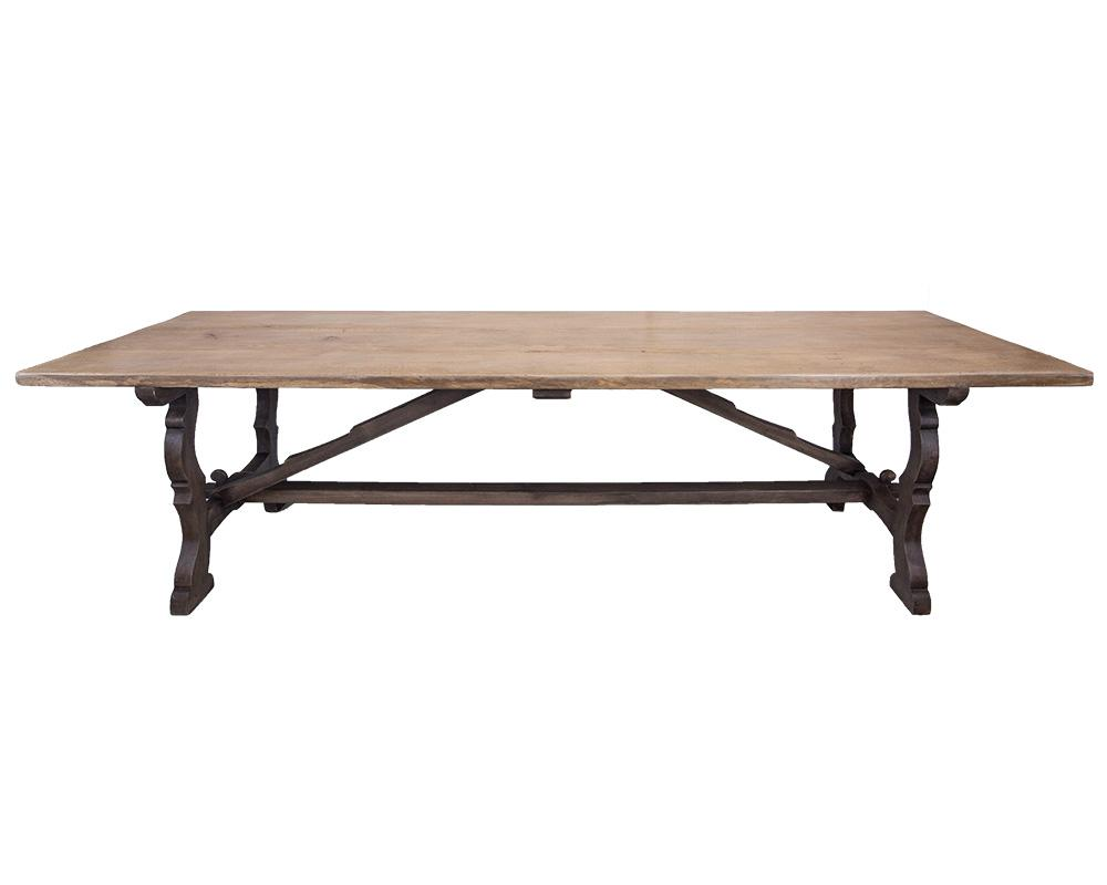 Large Spanish Dining Table