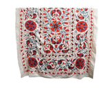 Limited Edition Suzani Throw 8/12