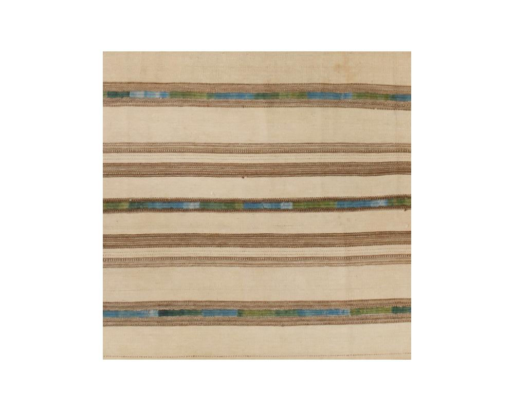 Limited Edition Turkish Embellished Kilim Rug I