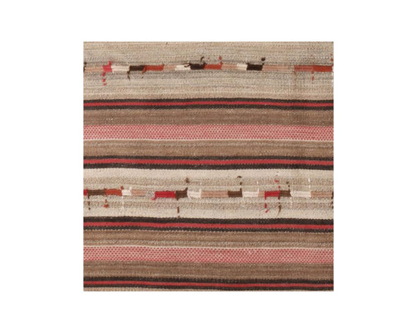 Limited Edition Turkish Embellished Kilim Rug IX