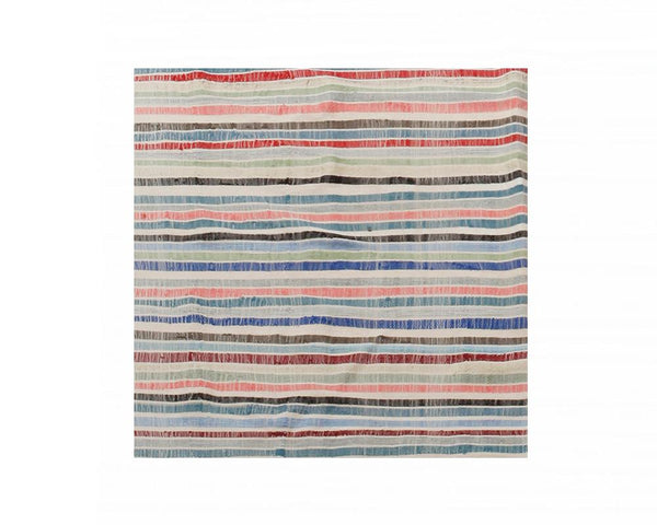 Limited Edition Moroccan Striped Throw II