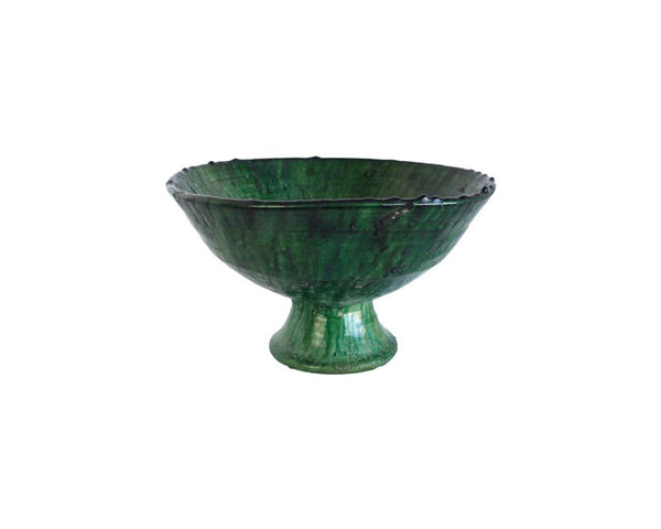 Tamegroute Footed Bowl - 28cm
