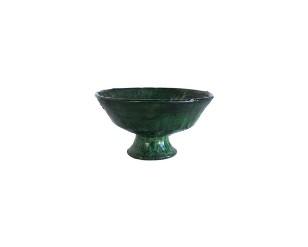 Tamegroute Footed Bowl - 20cm