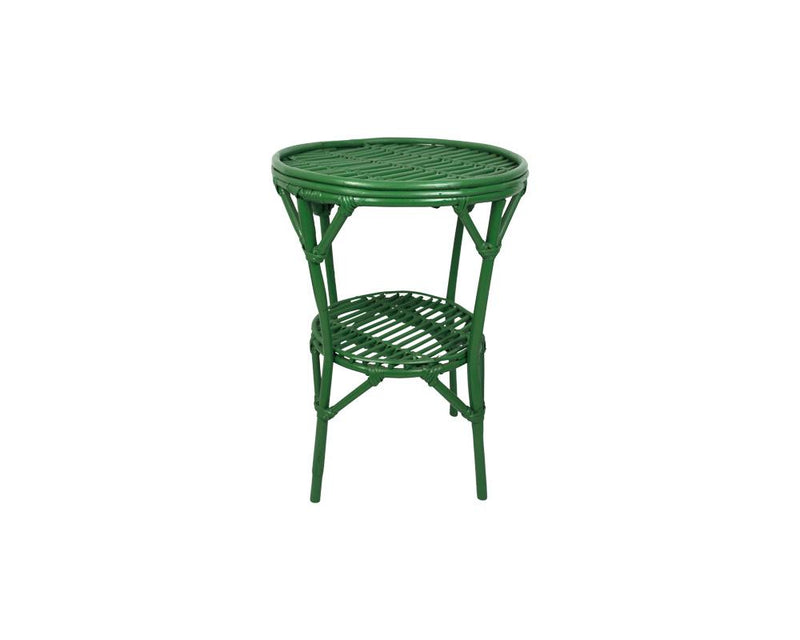 Teras Side Table - Green