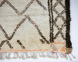 Curated Edition Vintage Beni Ourain Rug no.1