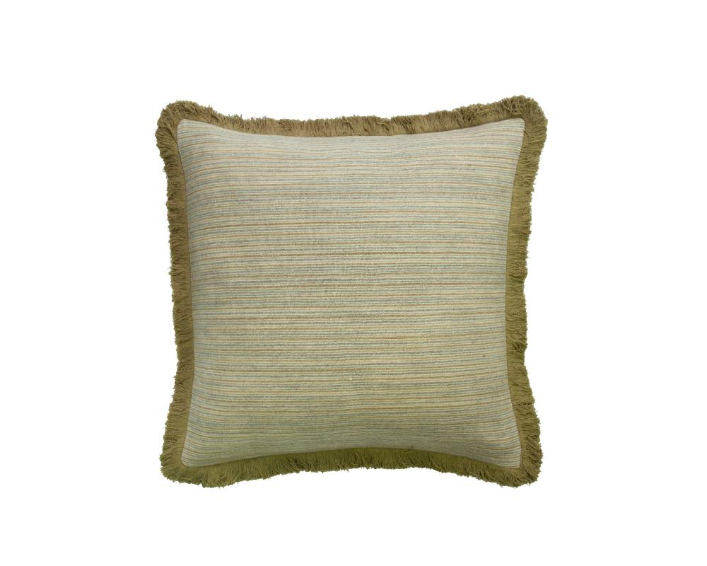 Limited Edition Milaavat Cushion - Olive (2 Sizes Available)