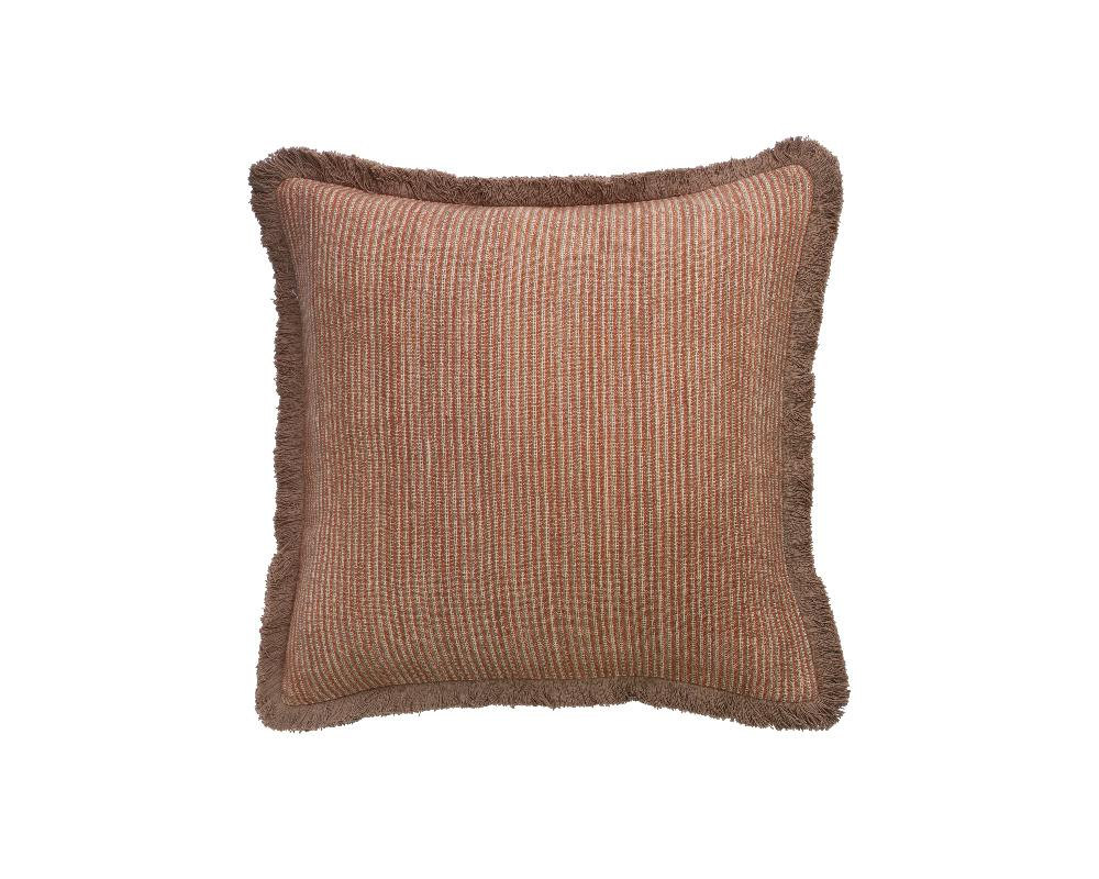 Limited Edition Milaavat Cushion - Tan (2 Sizes Available)