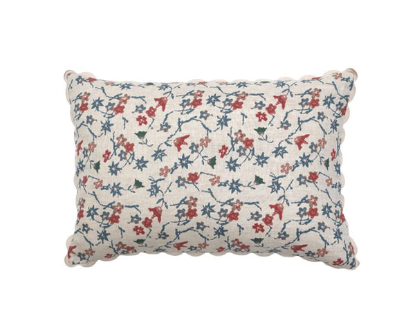 Hana Floral Rectangular Cushion