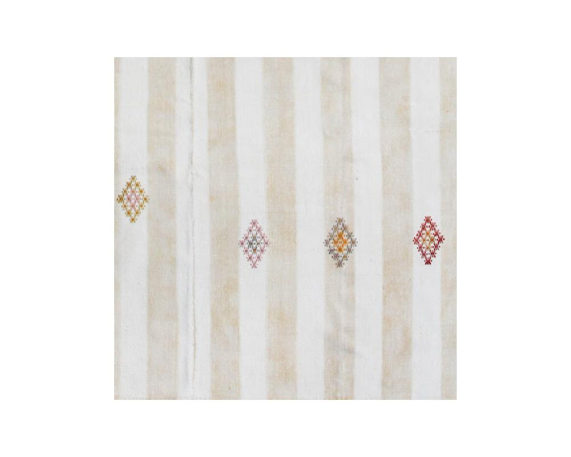Limited Edition Turkish Cicim Kilim Rug VI