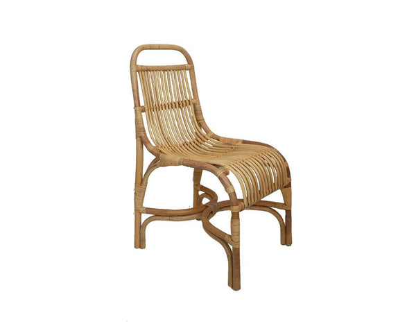 Limited Edition Rattan Dining Chair