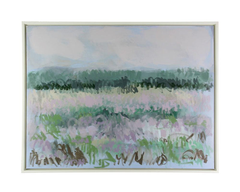 Claire Oxley - Cowslips in Grasses