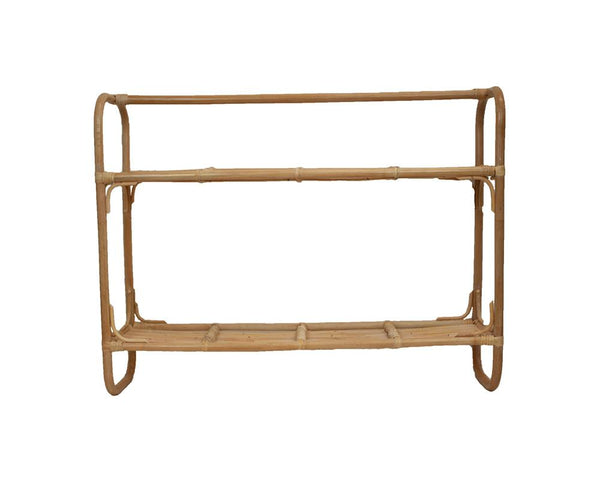 Limited Edition Rattan Shelves