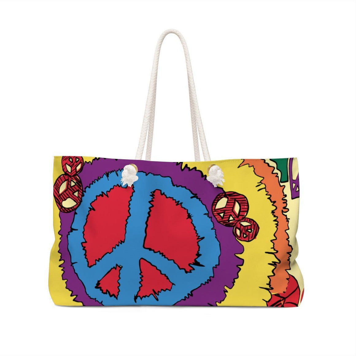 Hippie Van Weekender Bag - Heyjude Shoppe f18e71bd2add2