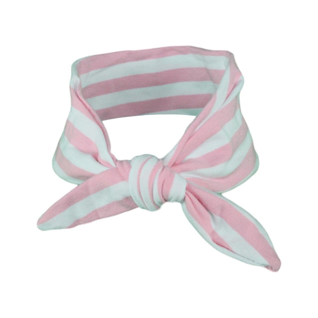 Light Pink & White Stripey ages 0 - 3