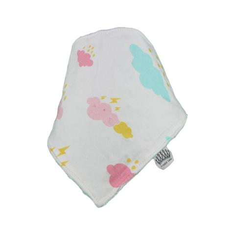 Spring Showers Bib