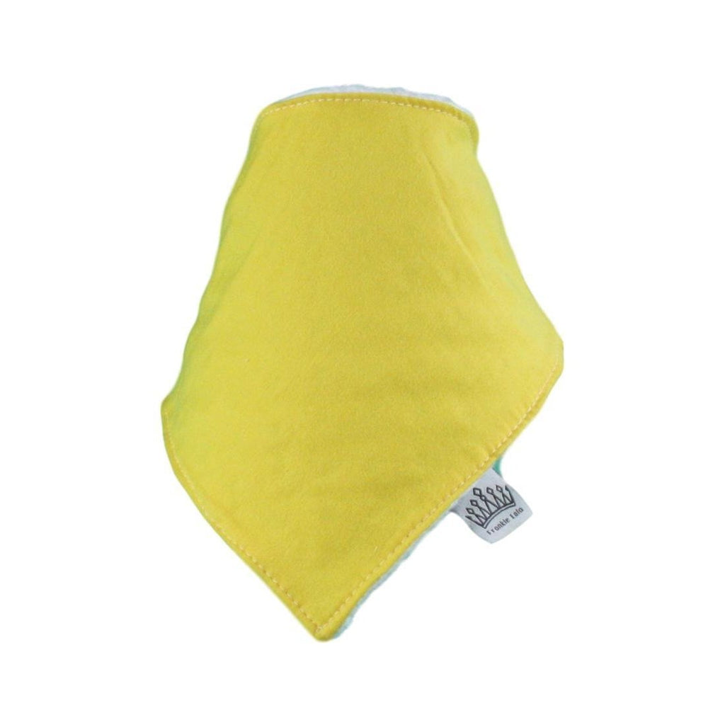 Mellow Yellow Bib