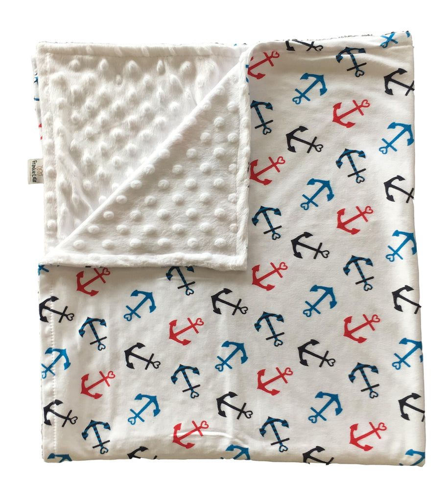 Anchors Away Blanket
