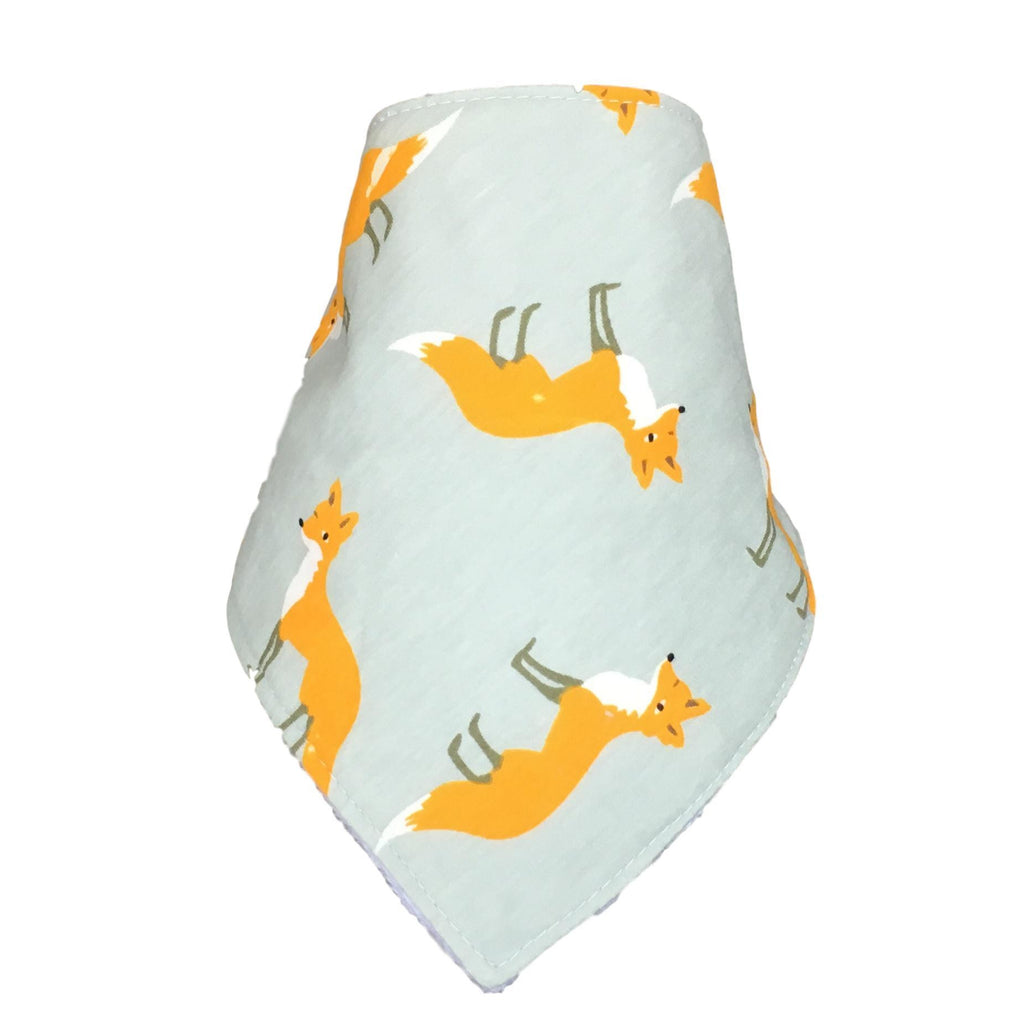 Sly Mr Fox Bib