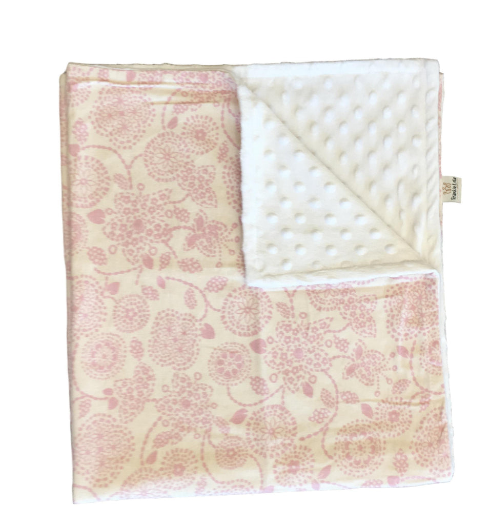 Pink Swirls Blanket LIMITED EDITION