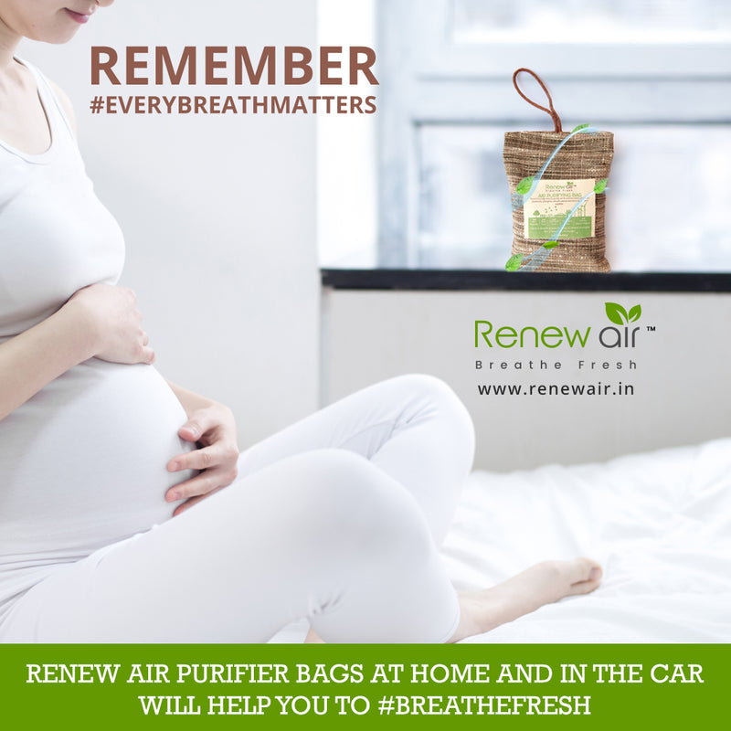 Protect yourself from #AirPollution during pregnancy