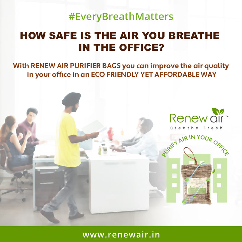 Indoor Air Pollution in the Office