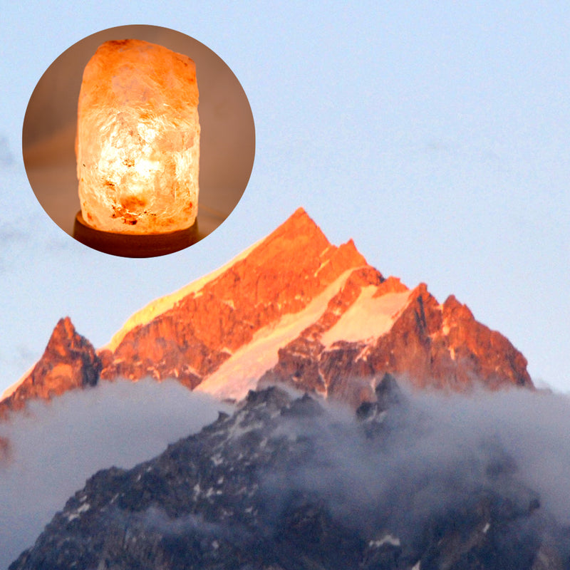 Renew Air Himalayan Rock Salt Lamp