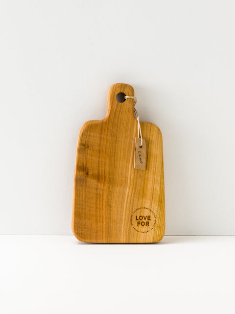 Chopping Board in cherry wood