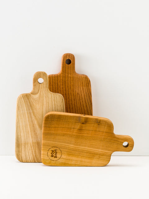 Chopping Board in durmast wood