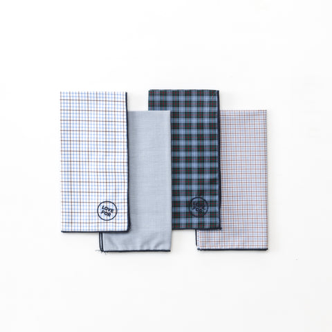 Napkins Set 4
