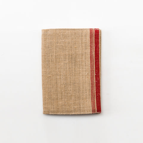 Cover Book with red lines