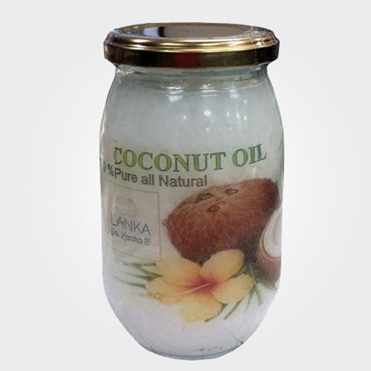 Sri Lanka Island Coconut Oil