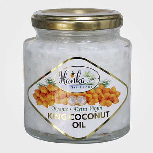 King Coconut Oil - Organic and Extra Virgin