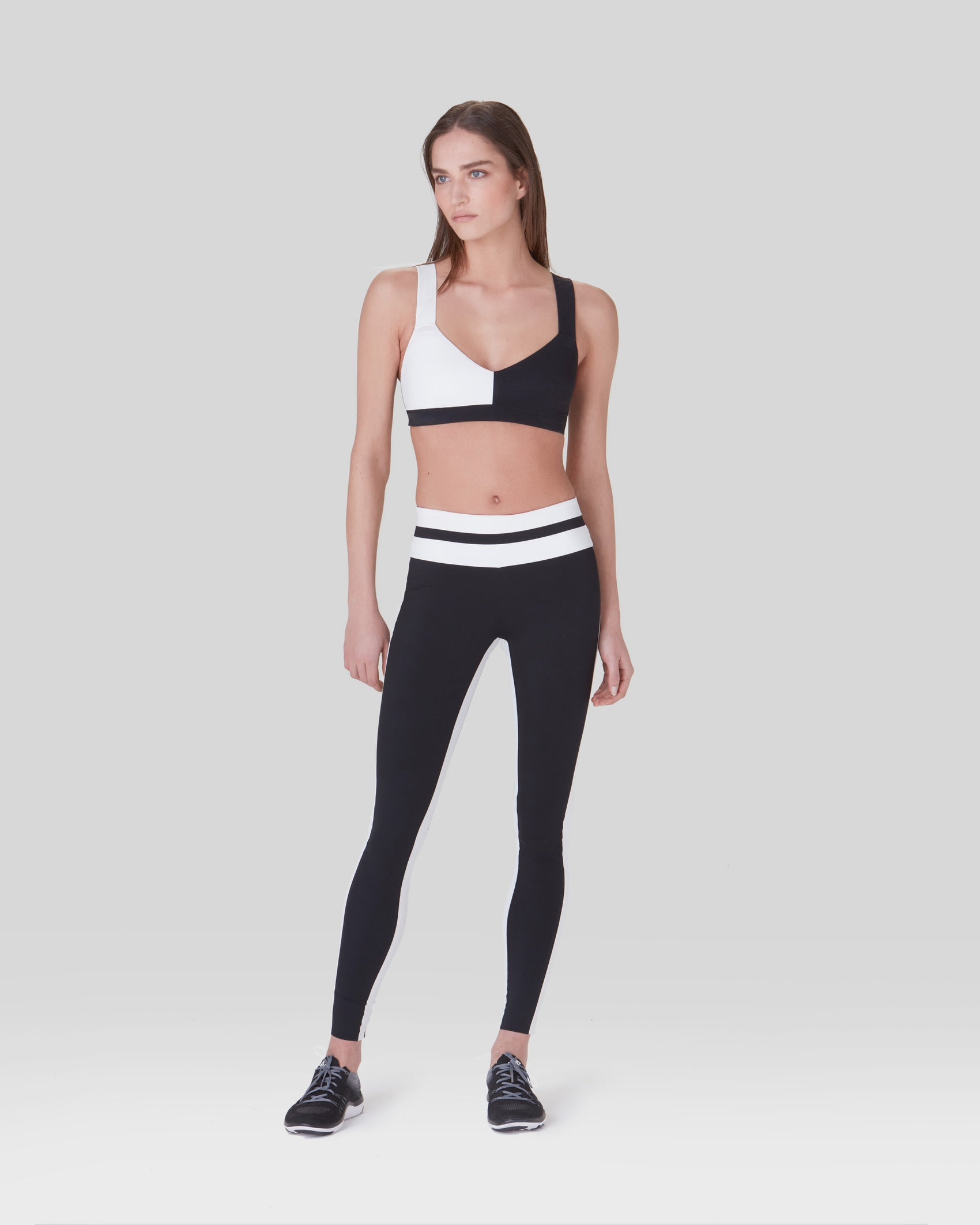 Elsa Bicolour Sports Bra