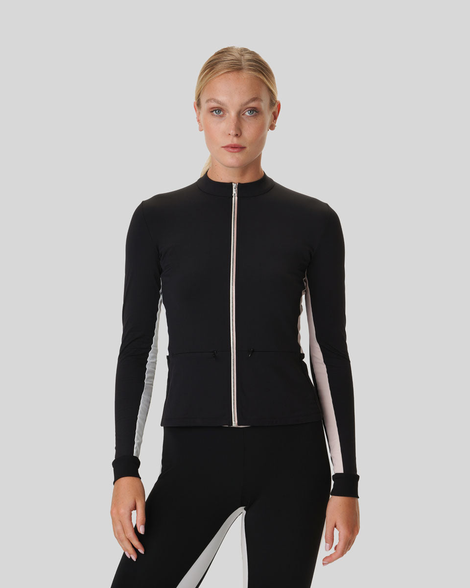 Blake Thermal Crop Jacket