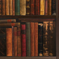 Antique Bookshelf Wallpaper | Wallpapers4beginners