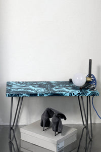 Malachite Coffee Tea Table - WallpapersforBeginners