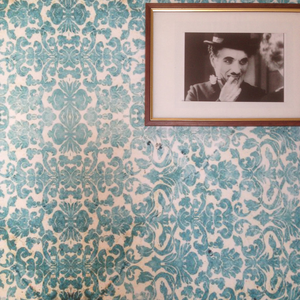 Vintage Damask Wallpaper - WallpapersforBeginners