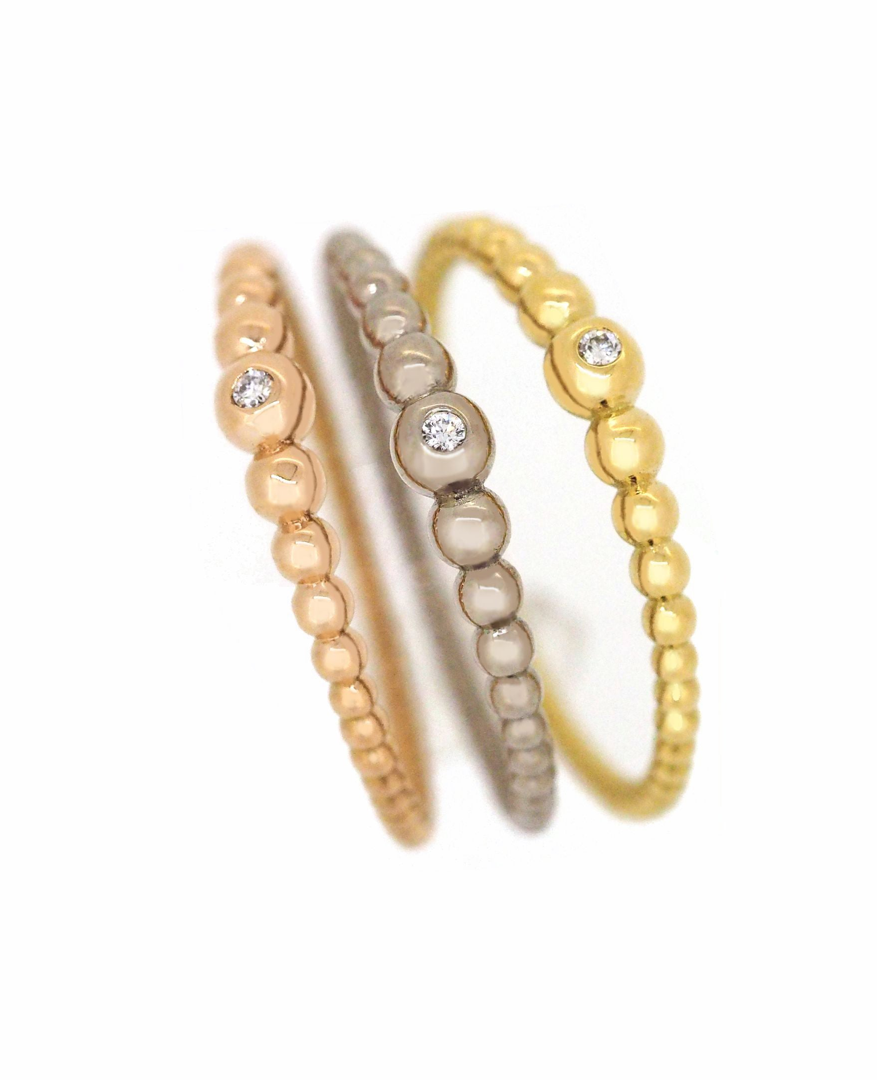 "Ring ""Infinite Pearls"""