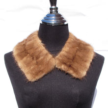 TOURMALINE MINK COLLAR