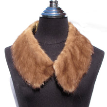 AUTUMN HAZE MINK COLLAR
