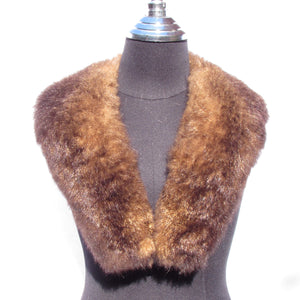 POSSUM FUR COLLAR