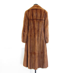RIO DYED CHINA MINK COAT