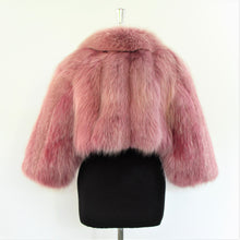 FROST PINK FOX COCKTAIL BOLERO
