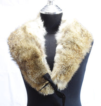 COYOTE FUR COLLAR