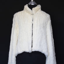 KNITTED LAPIN JACKET