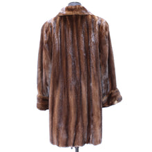 DEMI BUFF MINK 3/4 COAT