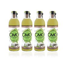 OMG! Sugarcane Juice - Ginger Groove 4 Bottle Pack