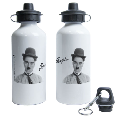 Charlie Chaplin Classic Signature Water Bottle