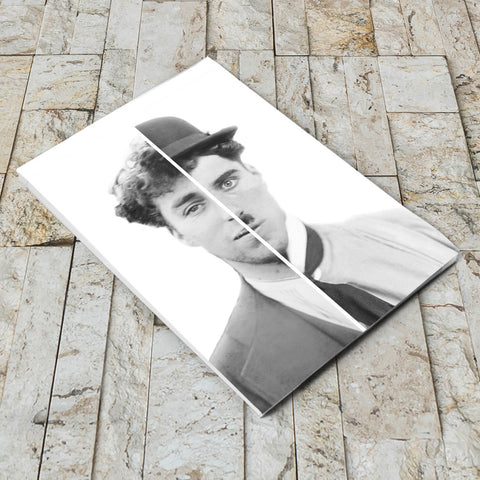 Charlie Chaplin Cinematic Icon Notepad (Lifestyle)